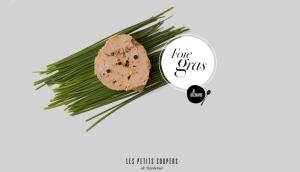 le foie gras Psst se la joue grande star...